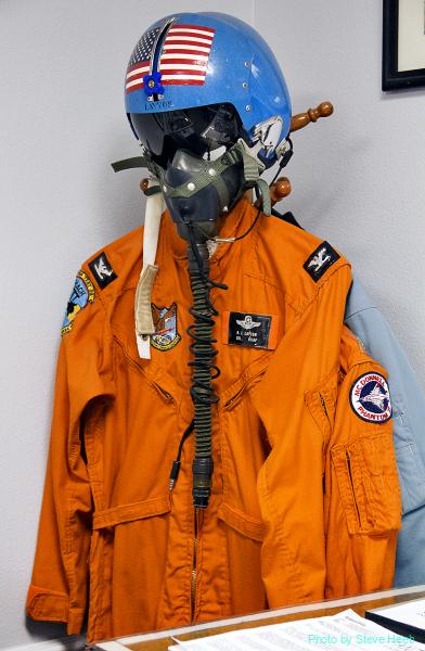 Flight Suit for SR-71