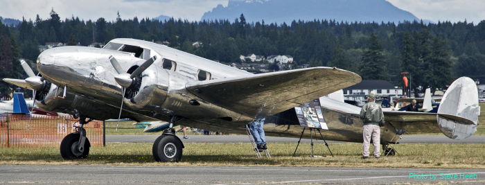 Lockheed 12A Electra Junior (multiple)