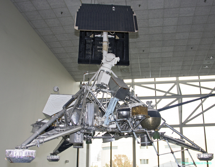 Surveyor Lunar Lander