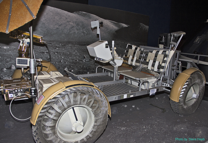 Lunar Roving Vehicle (multiple)