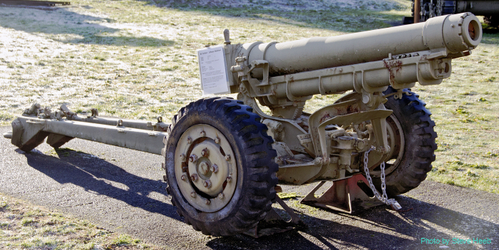 M-1918A1 155mm howitzer