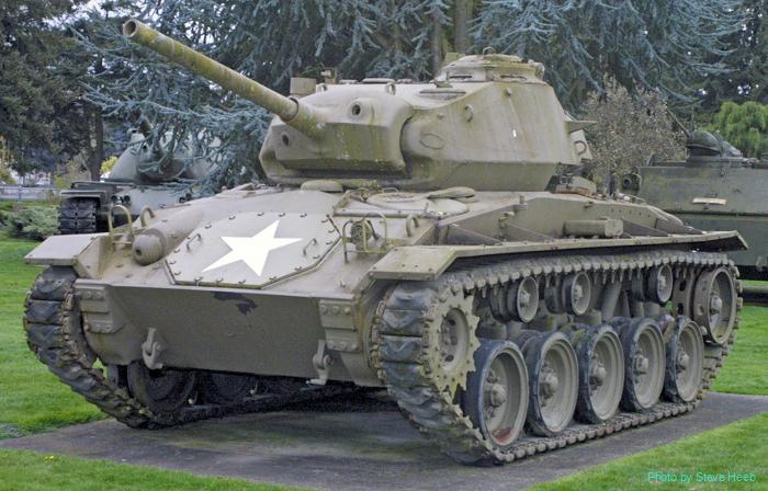 M24 Chaffee (multiple)