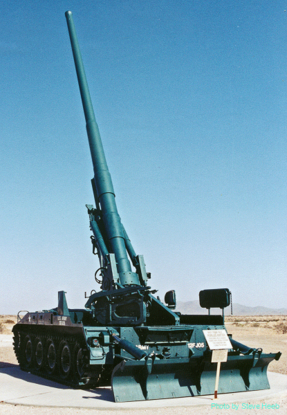 M107 175mm Self-propelled Gun