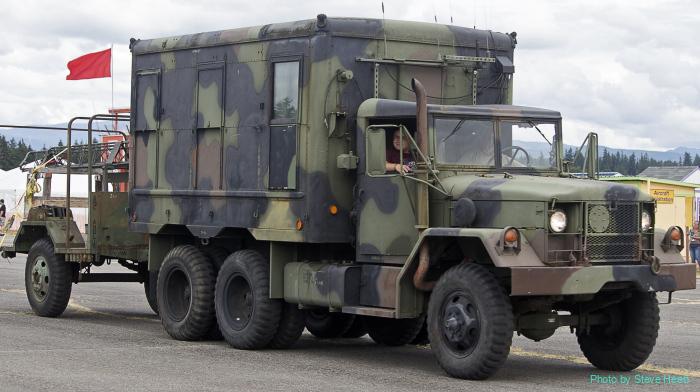 M109A3 6x6 Cargo Truck
