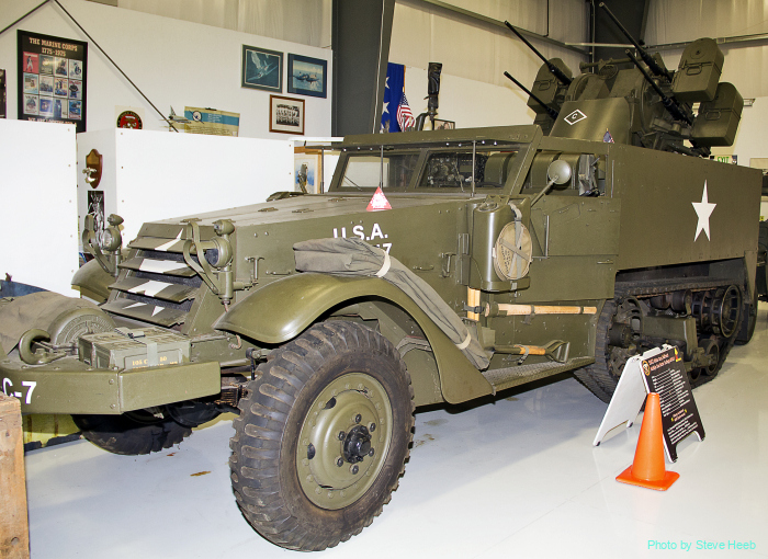 M16A1 Halftrack
