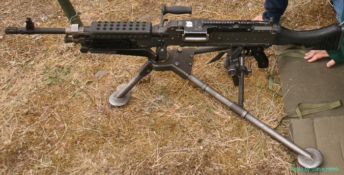 M240G Machine Gun
