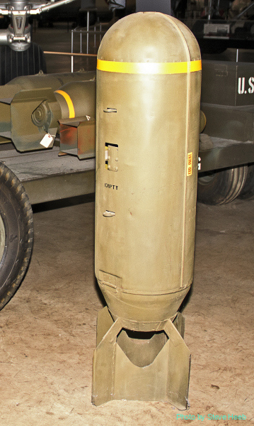 M29 Cluster Bomb