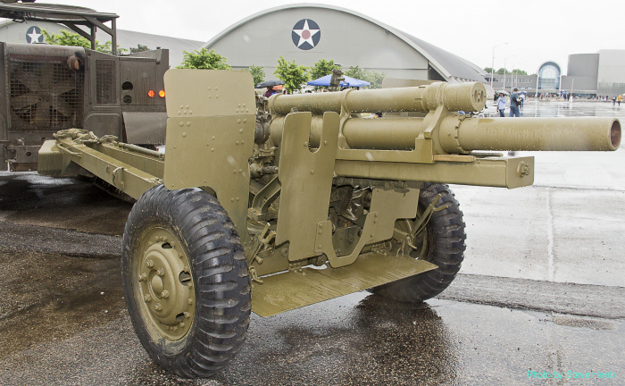 M2A1 105mm cannon