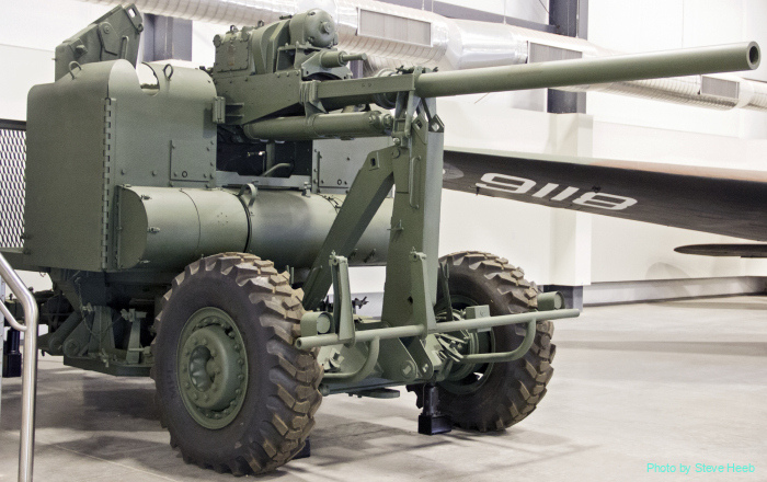 M2 90mm anti-aircraft gun