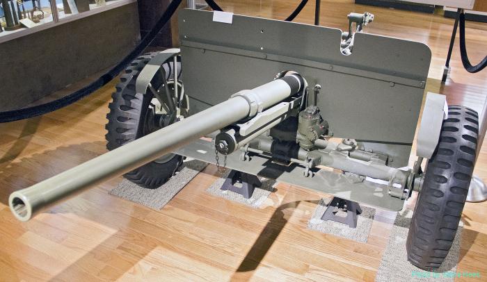 M3 anti-tank gun