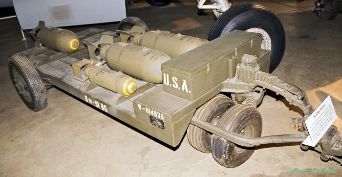 M5 Bomb Trailer (multiple)