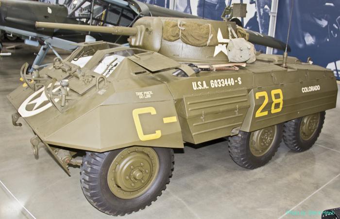 M8 Greyhound armored car (multiple)