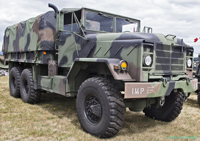 M923 6x6 Cargo Truck (multiple)