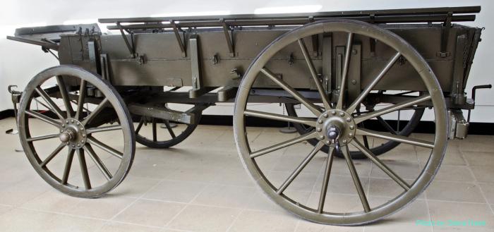 Mark 10 wagon