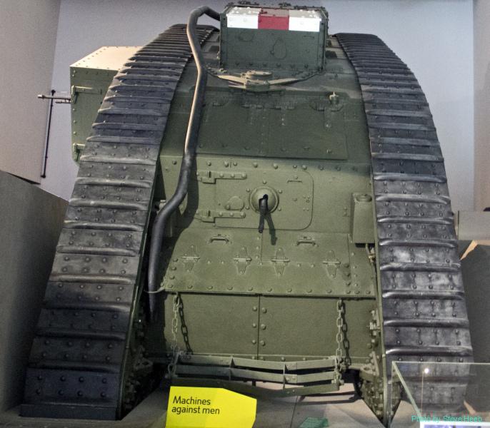 Mark V tank male