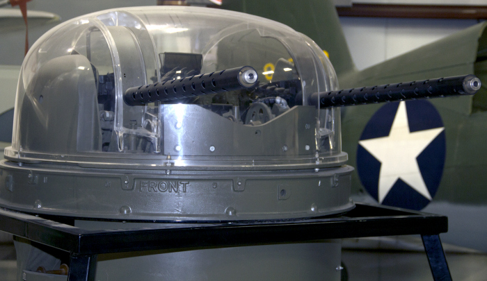 Martin Top Turret