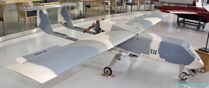 Mastiff III UAV