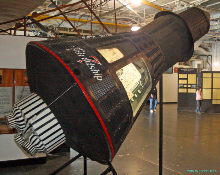 Mercury capsule (multiple)