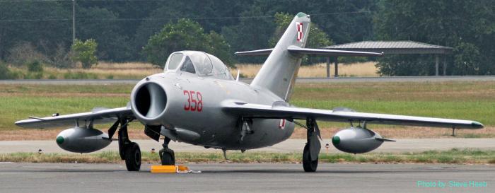 MiG-15 Fagot (multiple)