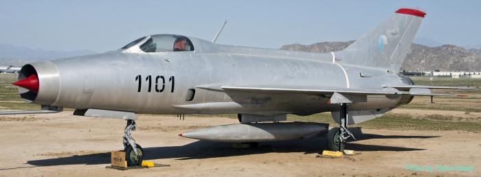 MiG-21 Fishbed (multiple)