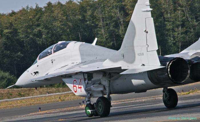 MiG-29 Fulcrum (multiple)