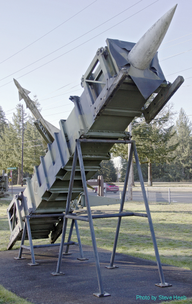 MIM-104 Patriot Missile (multiple)