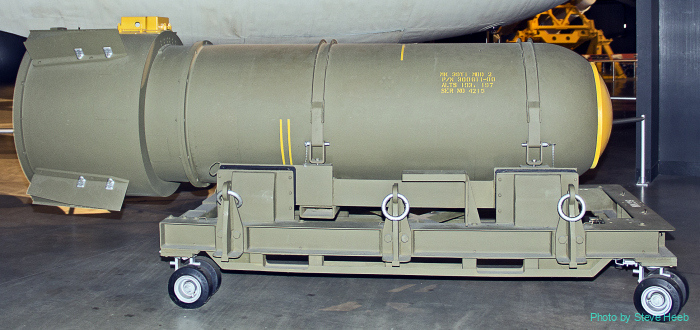 W39 Thermonuclear Bomb