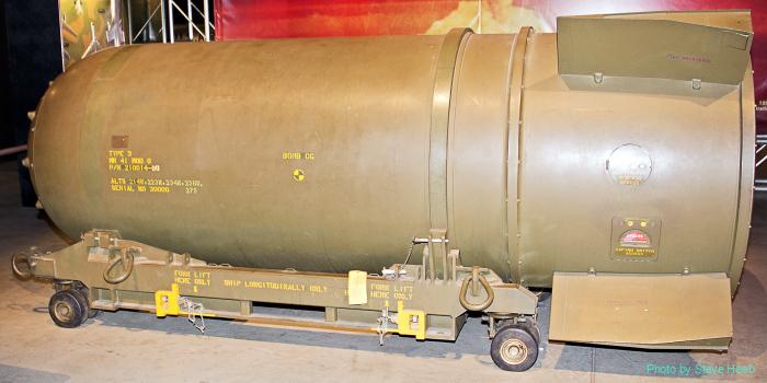B41 Thermonuclear Bomb