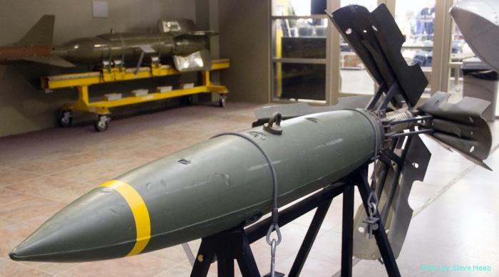 Mk. 82 Snake Eye