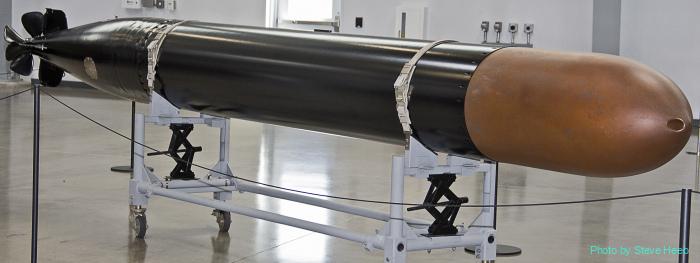 Torpedo Mk 14