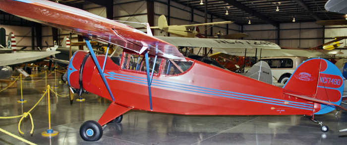 Porterfield Model 35 Flyabout