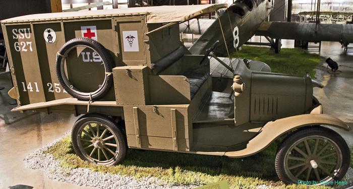 Model TT Ambulance