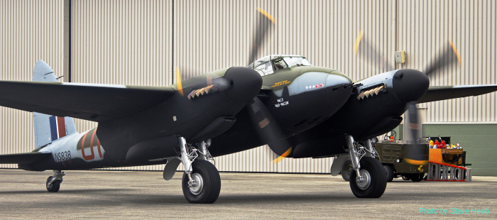 de Havilland Mosquito (multiple)