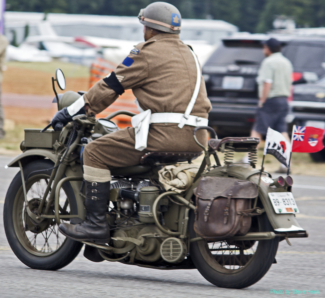Motorcycles - Military (multiple)