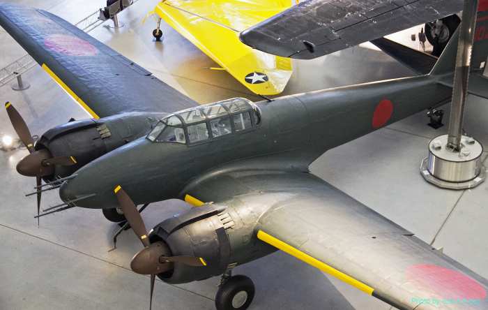 Nakajima J1N1-S Gekko (Irving)