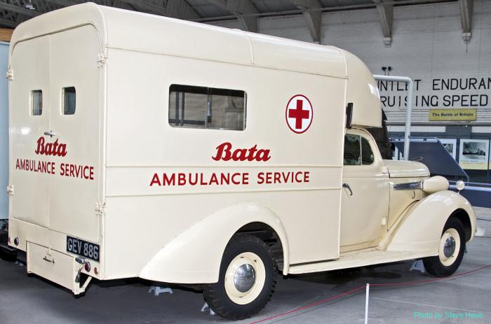 Nash ambulance