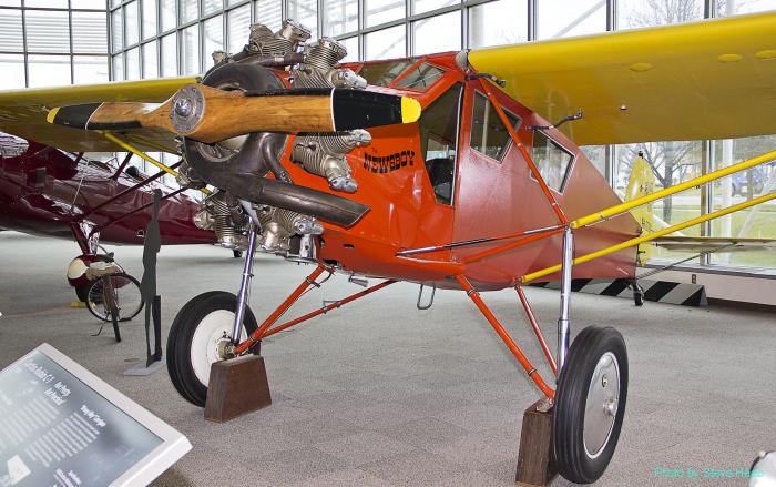 Curtiss-Robertson Robin C-1 (multiple)