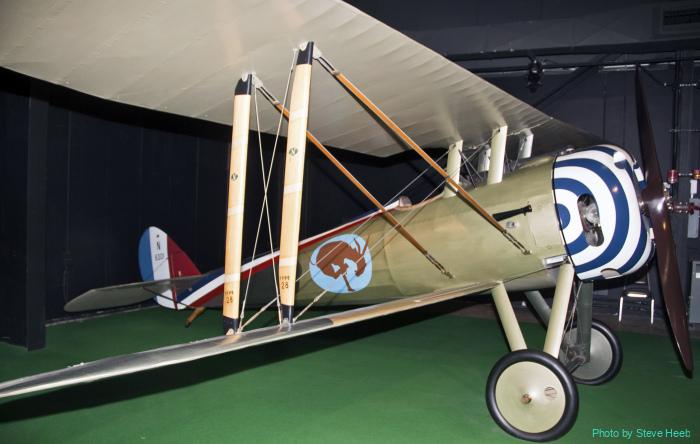 Nieuport 28 (multiple)