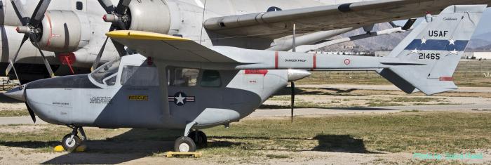 O-2 Skymaster (multiple)