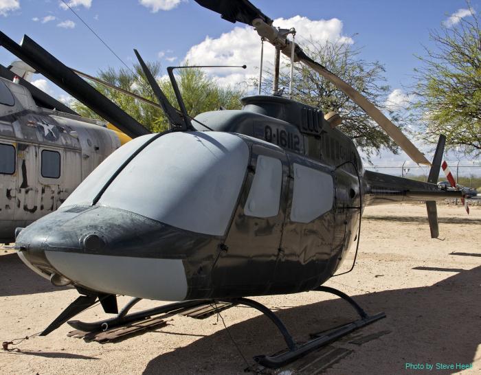OH-58 Kiowa / JetRanger III (multiple)