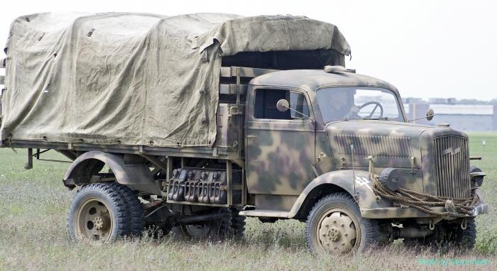 Opel-Blitz cargo truck