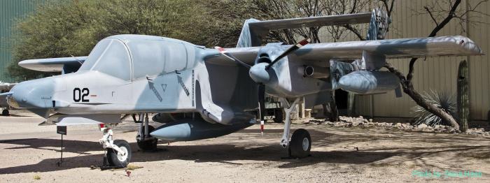 OV-10 Bronco (multiple)