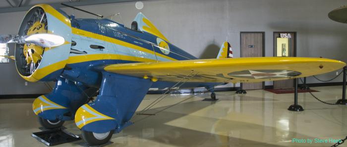 Boeing P-26 Peashooter (multiple)