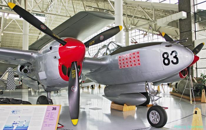 P-38 Lightning (multiple)