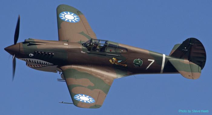 P-40 Warhawk / Hawk 87 (multiple)