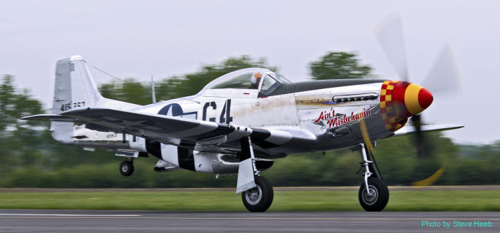 P-51 Mustang (multiple)