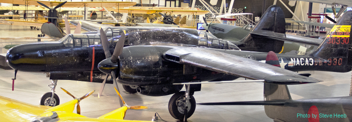 P-61 Black Widow (multiple)