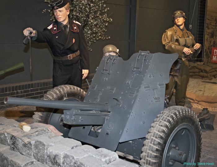 Pak 36 (37mm) anti-tank gun