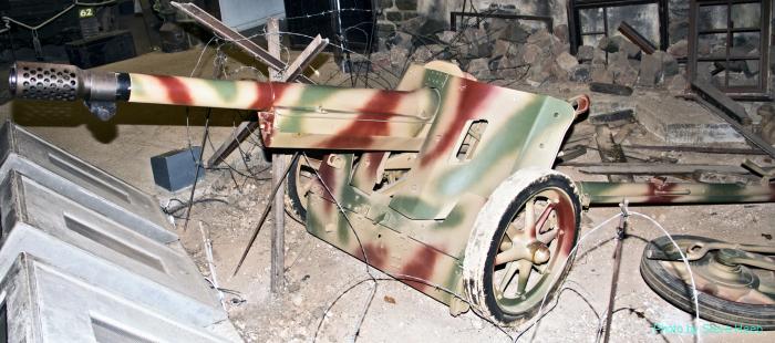 Pak 97/38 (7.5cm) anti-tank gun
