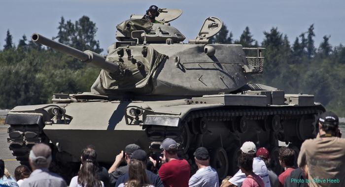 M60 Patton Tank (multiple)